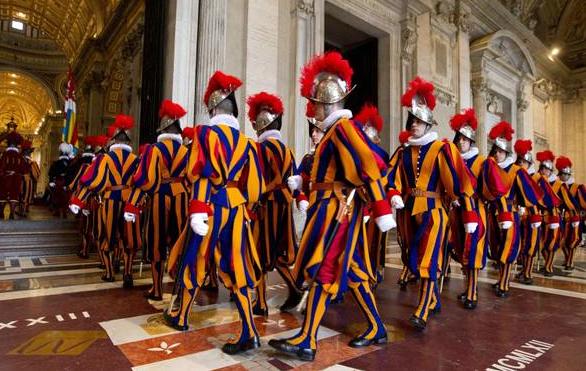 Экскурсия в Ватикан