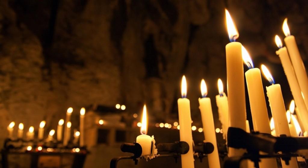 Пещера святог Бенедикта в Менторелле