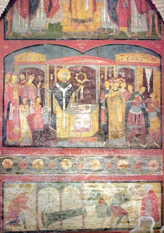 Месса Святого Климента