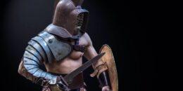 Гладиатор - Школа Гладиаторов