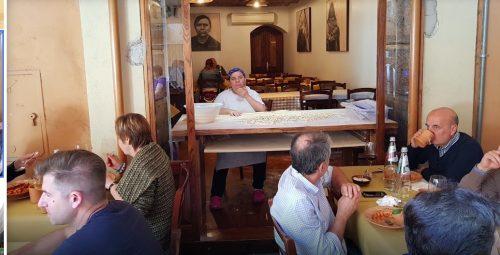 ресторан Da Fortunata