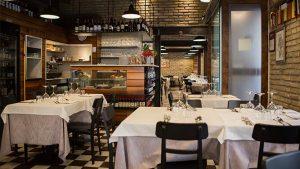 ресторан Felice a Testaccio