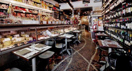 ресторан Roscioli