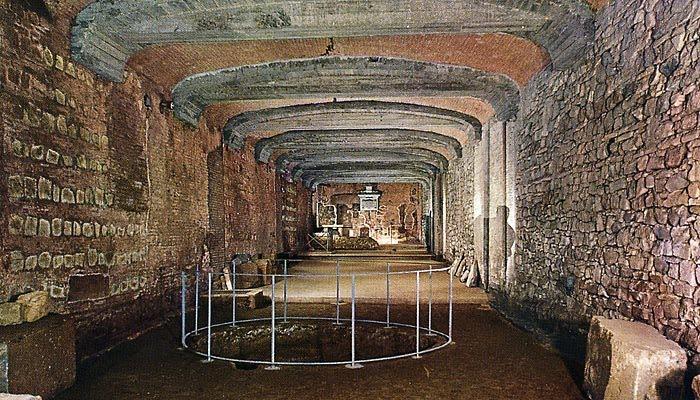 Рим подземный - незабываемая экскурсия